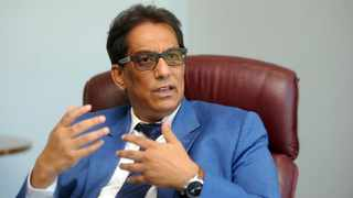 Chairperson of Sekunjalo Group Dr Iqbal Survé. File Photo: IOL