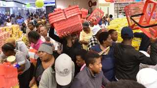 There is no comprehensive data collected in South Africa about total spending volumes and values for Black Friday and Cyber Monday. Photo: Oupa Mokoena/African News Agency (ANA)