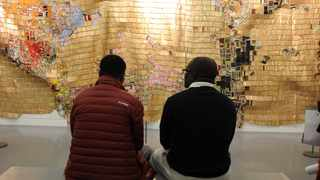 The Zeitz Museum of Contemporary Art Africa is a contemporary art museum located at the V&A Waterfront in Cape Town. Picture: Henk Kruger/African News Agency (ANA)