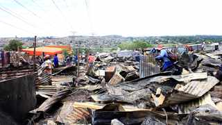 The Jozi Stars have appealed to cricket fans to bring donations to the Wanderers in aid of Alexandra township residents who were affected by a fire. Picture: Dimpho Maja/AfricanNewsAgency (ANA)