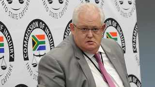 Former Bosasa chief operations officer Angelo Agrizzi at the judicial commission of inquiry into state capture. Picture: Karen Sandison/African News Agency(ANA)