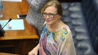 Western Cape Premier Helen Zille Picture: Armand Hough/African News Agency(ANA)