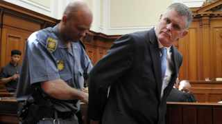 Property mogul and convicted murderer Jason Rohde, after being granted leave to appeal against his conviction by the Supreme Court, wants to be released on bail. Picture: Armand Hough/African News Agency(ANA)