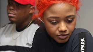 SAPS said it could not confirm or deny that Babes Wodumo has opened a case against her boyfriend Mampintsha for allegedly assaulting her. Picture:Zanele Zulu/African News Agency(ANA)