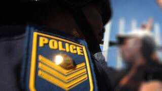 COPS: Photo: SAPS via Twitter