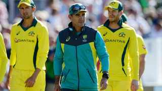 """Justin Langer admitted on Monday he feels like  a """"director of a soap opera"""" as speculation grew around the future of banned Steve Smith and David Warner. Photo: ICC"""