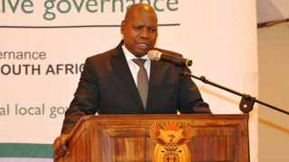 Minister of cooperative governance Zweli Mkhize. File picture: Twitter