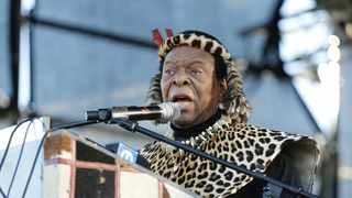 """King Goodwill Zwelithini is going to court to fight attempts to repeal the Ingonyama Trust Act because he said people with """"Zuluphobic"""" tendencies wanted to take away his land. File picture: ANA"""