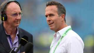 """""""You have to look at every area where you can save a few quid,"""" said Michael Vaughan (pictured right). Picture: Reuters"""