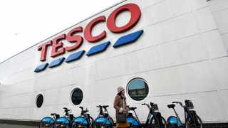 Shares in Tesco jumped nearly 6 percent at one point after the retailer said it was considering a sale of its remaining Asian businesses. Photo: File