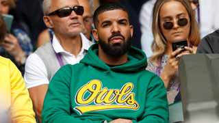 Drake. Picture: Reuters