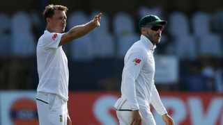 """""""I have a lot more wickets in me than just one more,"""" Dale Steyn said at Centurion on Monday. Photo: Dinuka Liyanawatte/Reuters"""
