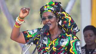 Former Zimbabwean first lady, Grace Mugabe was successful in gaining support for her husband's tenure as well as her own political ambitions. Picture: AP Photo/Tsvangirayi Mukwazhi