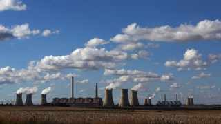 Steam rises from the cooling towers of Matla Power Station, a coal-fired power plant operated by Eskom in Mpumalanga province. File picture: Siphiwe Sibeko/Reuters