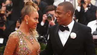 Beyoncé and Jay-Z. Picture: Reuters