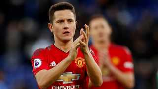 Ander Hererra is on his way out at Manchester United. Photo: Andrew Boyers/Reuters