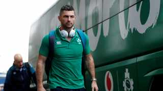 Ireland fullback Rob Kearney says the team have spoken about their form, and feels it is more a mental problem than an issue with their game plan or style of play. Photo: Lee Smith/Action Images via Reuters