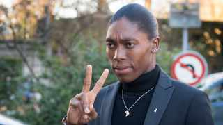 The video comes at an appropriate time for Caster Semenya, who presented her case against the IAAF at the Court of Arbitration for Sport (CAS) in Lausanne last week. Photo: Laurent Gillieron/Keystone via AP
