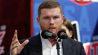 This weekend, Saul Alvarez faces one of his most daunting fights against Sergey Kovalev. Photo: Daniel Becerril/Reuters
