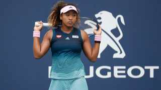 Naomi Osaka wants to get her clay court off to a good start. Photo: Geoff Burke/USA TODAY Sports