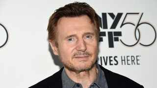 """Liam Neeson at the premiere for """"The Ballad of Buster Scruggs"""" during the 56th New York Film Festival in New York. Picture: Evan Agostini/Invision/AP, File"""