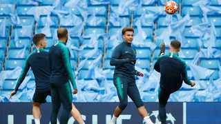 Dele Alli is passed fit to start for Spurs despite suffering a break in his hand during the first leg last week. Photo: Action Images via Reuters