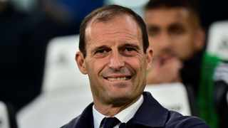 Massimiliano Allegri says he wants to stay at Juventus. Photo: Massimo Pinca/Reuters