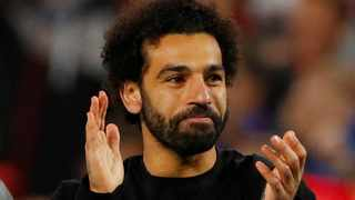 Mohamed Salah might be able to play in Liverpool's final league match. Photo: Phil Noble/Reuters