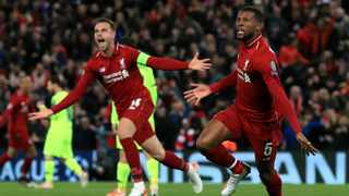 """""""It would be really sad if we finish the season without a title,"""" says Georginio Wijnaldum. Photo: Peter Byrne/PA via AP"""