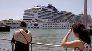 We reveal the things that you need to know about cruises, including some rather unusual facilities hidden from passengers. Picture: AP Photo/Luca Bruno