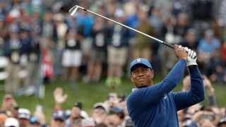 Tiger Woods is adamant he is in with a chance to win the US Open. Photo: Marcio Jose Sanchez/AP Photo