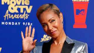 Jada Pinkett Smith at the 2019 MTV Movie and TV Awards in Santa Monica, California, US. Picture: Reuters