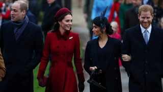 Prince Harry and his wife Meghan's new home in Windsor cost £2.4-million (about R44-million) to renovate, royal accounts showed this week, prompting criticism from anti-monarchy campaigners. Picture: Reuters