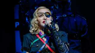 Madonna performs at the 2019 Pride Island concert during New York City Pride in New York City. Picture: Reuters