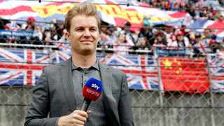 Former F1 driver Nico Rosberg has ruffled some feathers. Photo: Aly Song/Reuters