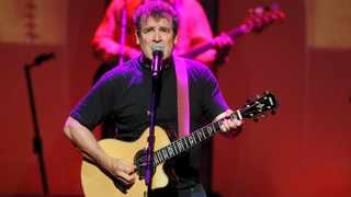 FILE PHOTO: South African singer Johnny Clegg performs during the South Africa Gala night at the Monte Carlo opera. Picture: Reuters