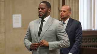 R. Kelly. Picture: Jason Wambsgans/Chicago Tribune via AP