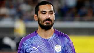 Manchester City midfielder Ilkay Gundogan has signed a three-year contract extension which will keep him at the club until 2023. Photo: Issei Kato/Reuters
