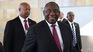President Cyril Ramaphosa. Picture: AP/African News Agency (ANA)