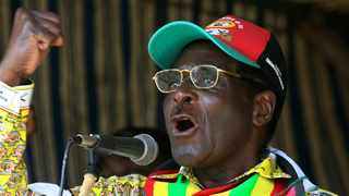 The Zimbabwe government released the burial programme for late former leader Robert Mugabe who died in Singapore at the age of 95. Picture: AP Photo/Tsvangirayi Mukwazhi