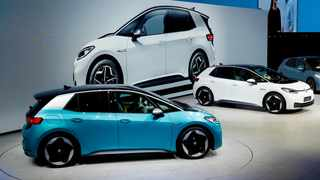 European carmakers are pushing electric cars onto the market, but will buyers take the bait? Picture: Ralph Orlowski / Reuters.