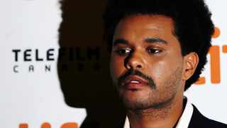 The Weeknd at 44th Toronto International Film Festival. Picture: Reuters