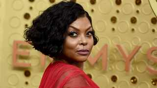 Taraji P. Henson arrives at the 71st Primetime Emmy Awards on Sunday, Sept. 22, 2019, at the Microsoft Theater in Los Angeles. (Photo by Jordan Strauss/Invision/AP)
