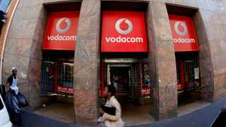 Vodacom is aiming to reduce the amount of spectrum required for its 2G network and repurpose it in smaller batches to aid its 5G network rollout. Picture: Reuters
