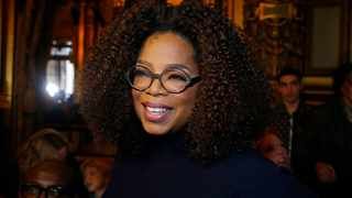 Oprah Winfrey doesn't think she and Stedman Graham would still be together if they had got married. File picture: Michel Euler/AP