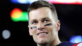 Tom Brady, on Wednesday, acknowledged publicly for the first time that he is uncertain about his future with the franchise as he enters the final year of his contract. Photo: Paul Rutherford/USA TODAY Sports