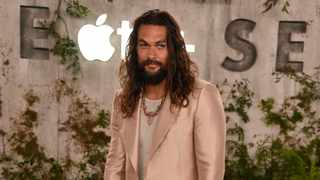 "Jason Momoa, a cast member in the Apple TV+ series ""See"" arrives at the premiere at the Regency Village Theatre, Monday, Oct. 21, 2019, in Los Angeles. Picture: Chris Pizzello/Invision/AP"