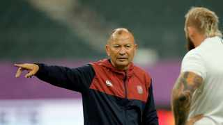 """Players not committed to maintaining their fitness and improving their skills during the Covid-19 lockdown will return in """"terrible"""" condition when the sport is set to resume, England coach Eddie Jones has warned. Photo: AP Photo/Christophe Ena"""