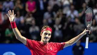 Roger Federer has withdraw from the  inaugural ATP Cup. Photo: Alexandra Wey/Keystone via AP)