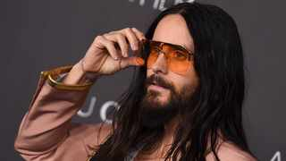 Jared Leto arrives at the 2019 LACMA Art and Film Gala at Los Angeles County Museum of Art on Saturday, Nov. 2, 2019, in Los Angeles. Picture: Jordan Strauss/Invision/AP